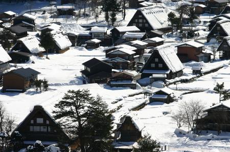 スキーやスノボーはちょと。。でも雪を楽しみたい!! 雪景色 世界遺産 白川郷合掌集落を見てみたい!! そんな方にはピッタリの冬旅行です ⑦