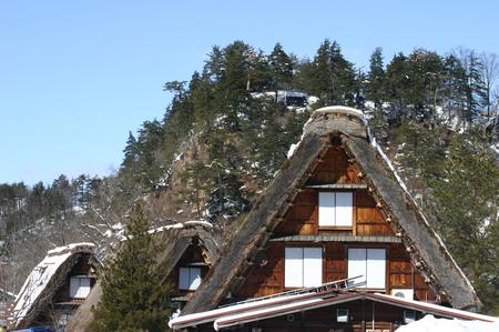スキーやスノボーはちょと。。でも雪を楽しみたい!! 雪景色 世界遺産 白川郷合掌集落を見てみたい!! そんな方にはピッタリの冬旅行です ⑩