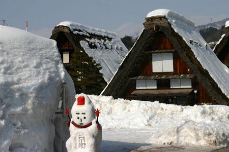 世界遺産 白川郷合掌集落~観光スポットを巡り~この季節ならではのポイントを楽しんで見ませんか?⑤