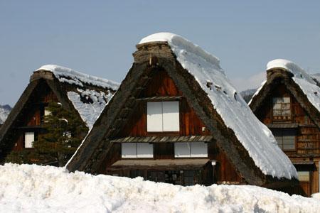 世界遺産 白川郷合掌集落~観光スポットを巡り~この季節ならではのポイントを楽しんで見ませんか?⑦