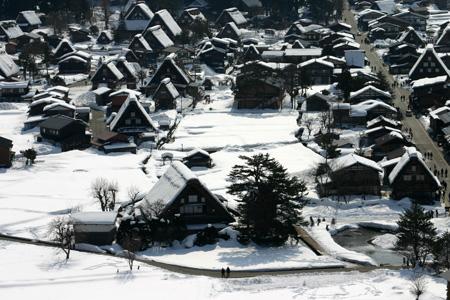 みなさまを癒しの旅へご案内~世界遺産 白川郷~WORLD HERITAGE SHIRAKAWA-GO ⑤
