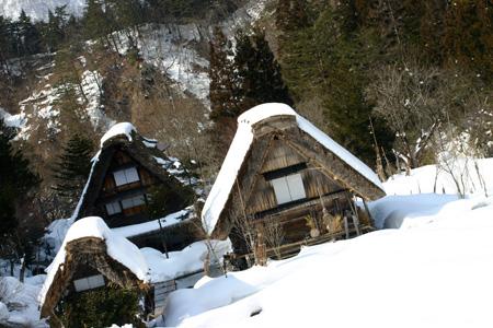 みなさまを癒しの旅へご案内~世界遺産 白川郷~WORLD HERITAGE SHIRAKAWA-GO ⑥