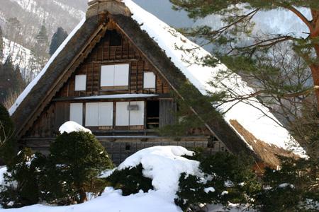 みなさまを癒しの旅へご案内~世界遺産 白川郷~WORLD HERITAGE SHIRAKAWA-GO ⑦