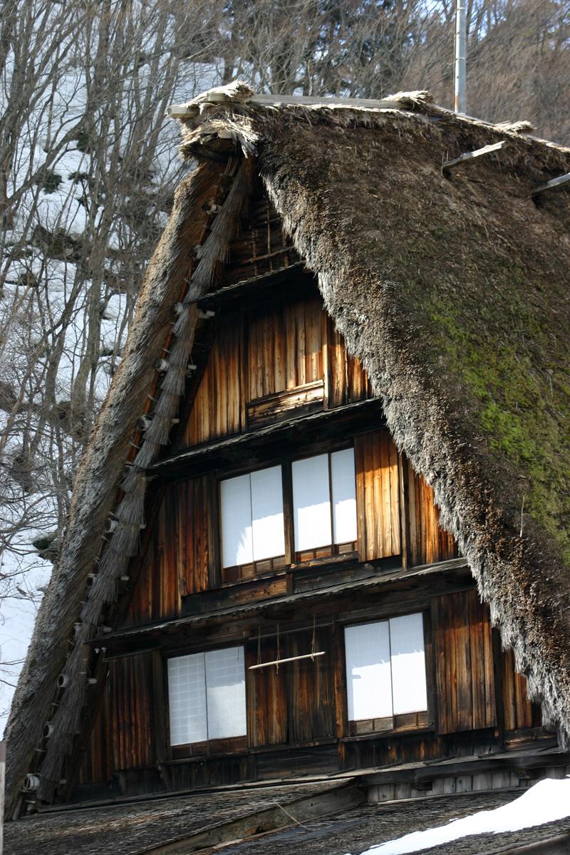国指定重要文化財 旧遠山家民俗館 (Tooyama house) ⑥