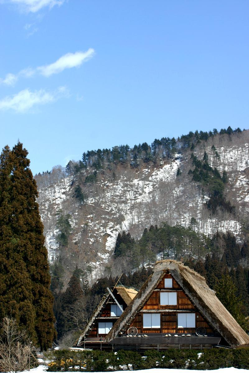 3月の3連休 寒さが緩むこの季節、春を見つける旅に出ませんか?~世界遺産 白川郷~ 3月20日から23日 ⑩