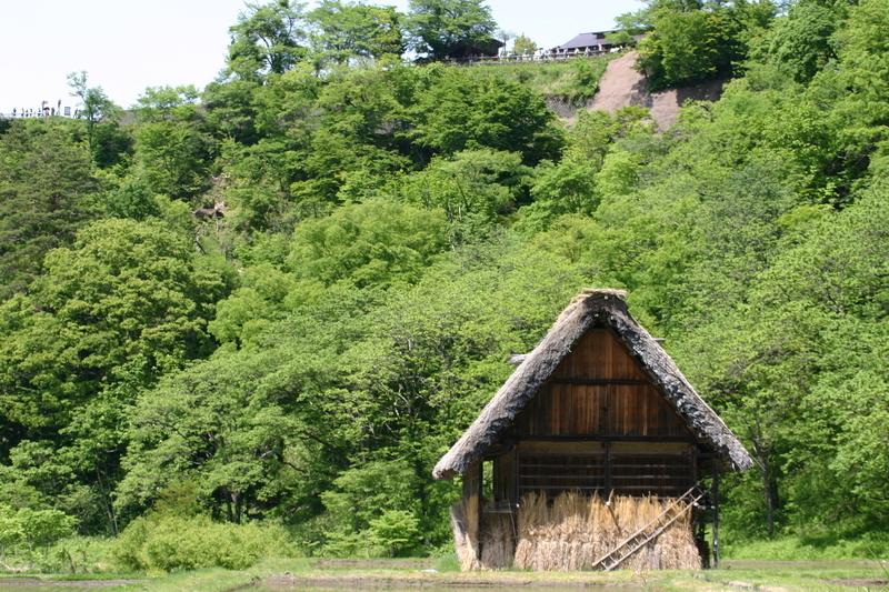 飛騨の大自然にすっぽり包まれた世界遺産 白川郷で 【新緑×温泉♪】で癒されてみてはいかがでしょうか・・・ ④