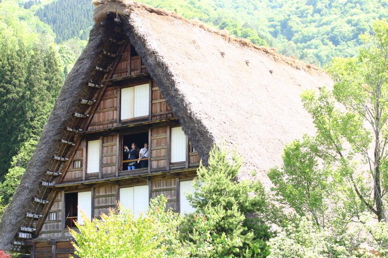 飛騨の大自然にすっぽり包まれた世界遺産 白川郷で 【新緑×温泉♪】で癒されてみてはいかがでしょうか・・・ ⑥