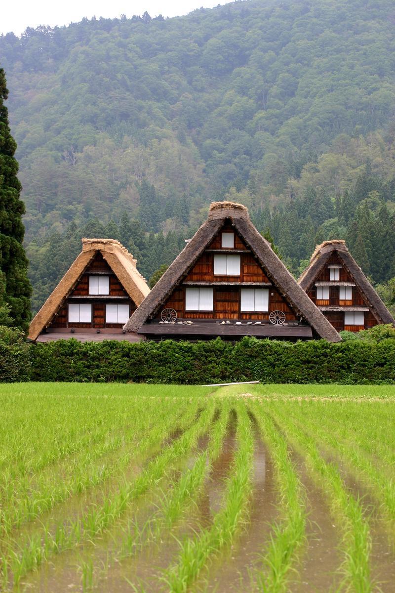 古き良き日本を感じる白川郷の合掌造り集落、良質な温泉も楽しめるスポットも点在~ゆったり流れる時間とともに、心落ち着く散策を~ ④