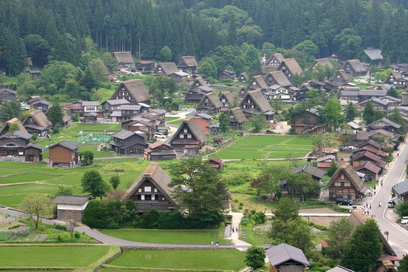 古き良き日本を感じる白川郷の合掌造り集落、良質な温泉も楽しめるスポットも点在~ゆったり流れる時間とともに、心落ち着く散策を~ ⑤
