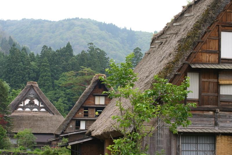 古き良き日本を感じる白川郷の合掌造り集落、良質な温泉も楽しめるスポットも点在~ゆったり流れる時間とともに、心落ち着く散策を~ ⑥