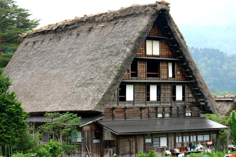 古き良き日本を感じる白川郷の合掌造り集落、良質な温泉も楽しめるスポットも点在~ゆったり流れる時間とともに、心落ち着く散策を~ ⑦