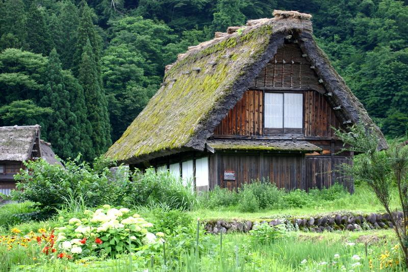 夏休みは家族みんなで温泉旅行へ出かけよう♪~世界遺産 白川郷~懐かしいあの頃の夏休みを思い出させてくれる、日本の夏の原風景に浸る休日をどうぞ! ⑧