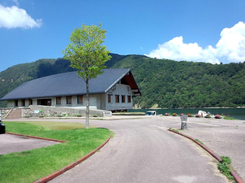2014-07-31営業 桂湖ビジターセンター ⑥