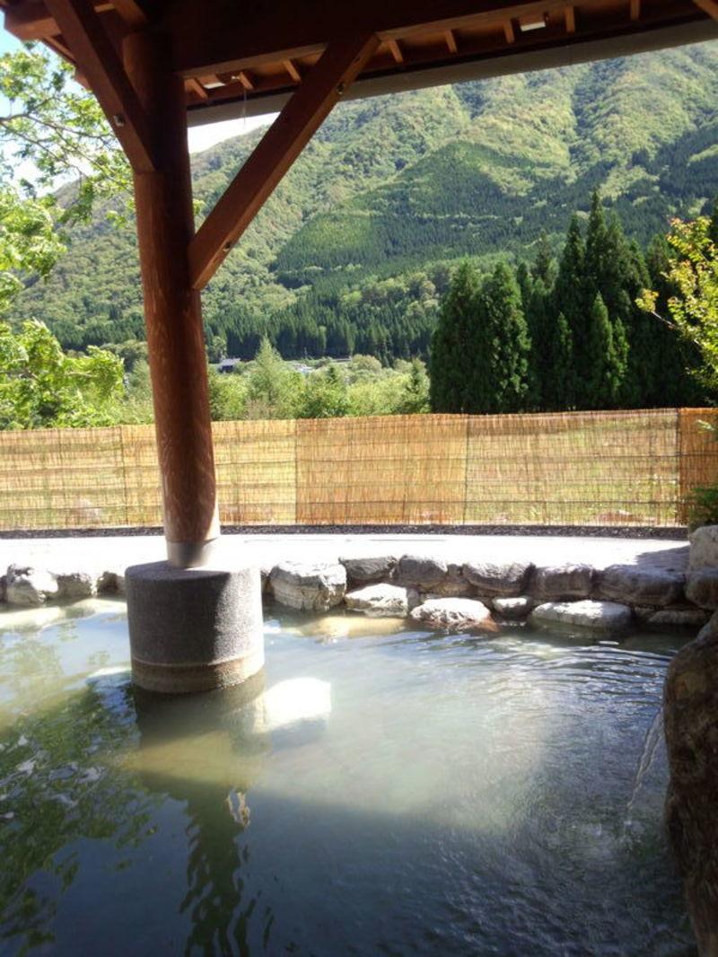 8月中は無休で営業!!大白川温泉 しらみずの湯