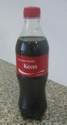 コカ・コーラ コーリャ