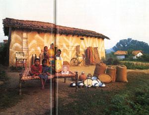 インド地球家族