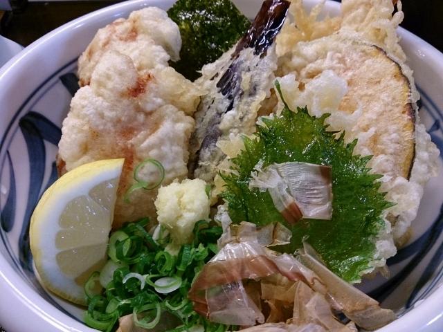 海老野菜天2