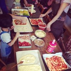 親子パン教室 001