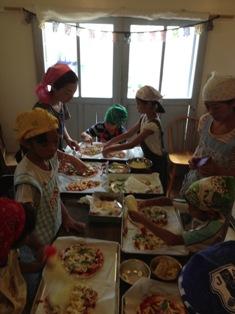 親子パン教室 003