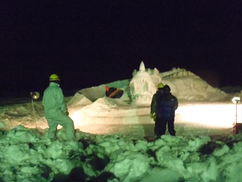 スキー場雪像2014年2月8日 (29)_R