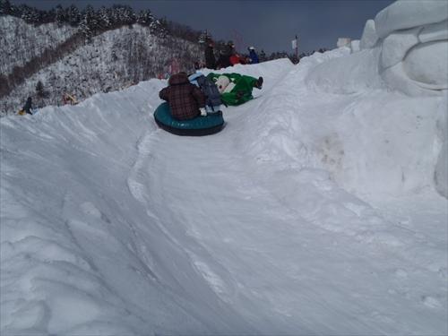スキー場雪像2014年2月9日 (14)_R