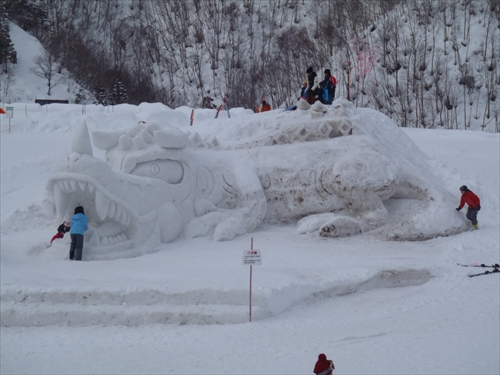 スキー場雪像2014年2月9日 (19)_R
