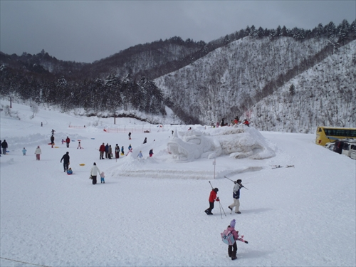 スキー場雪像2014年2月9日 (17)_R