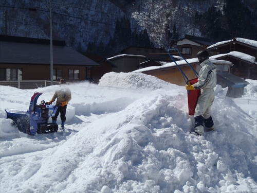 保育園雪像2014年2月23日 (31)_R