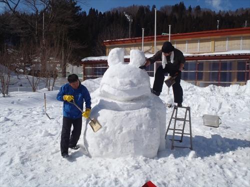 保育園雪像2014年2月23日 (43)_R