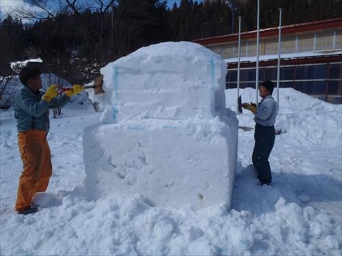 保育園雪像2014年2月23日 (41)_R