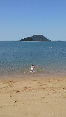 西浜海水浴