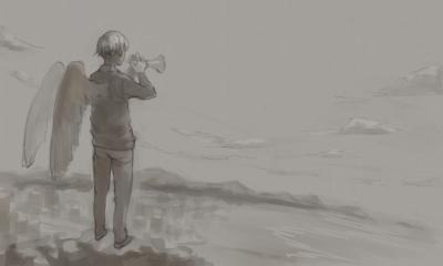 ラッパ少年01