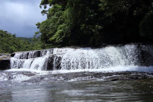 カンピレーの滝