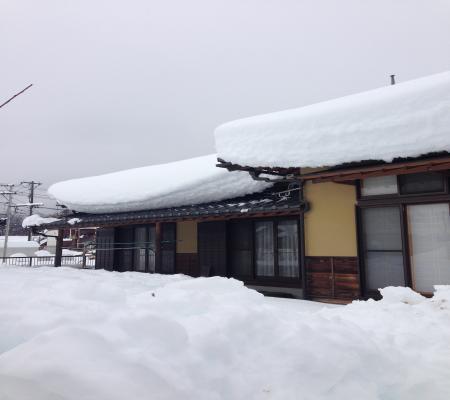 記録的大雪