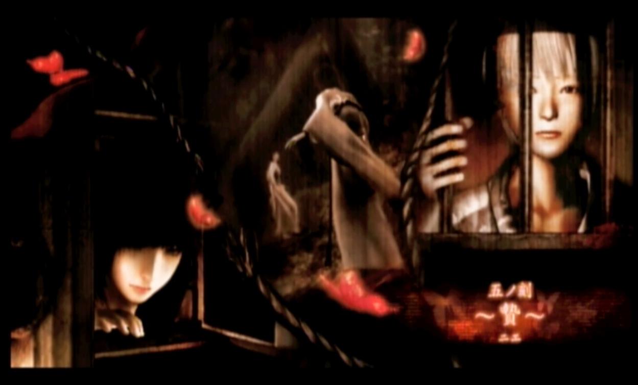 『零~眞紅の蝶~』「五ノ刻 贄」