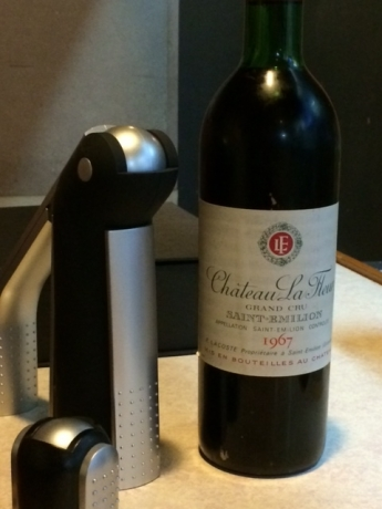 47歳のワイン!