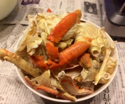 カニ鍋 蟹