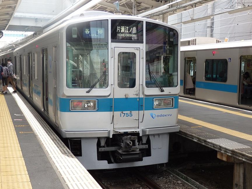 小田急1755F
