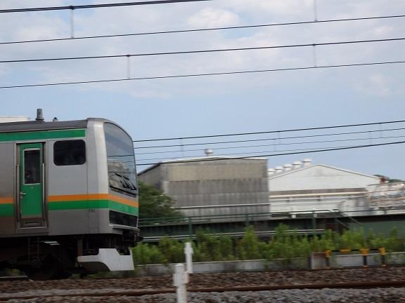 湘南新宿ライン 戸塚~横浜