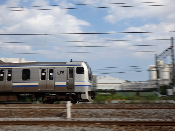 横須賀線 E217 2