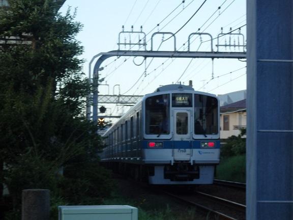 小田急1000型 H260805 ①