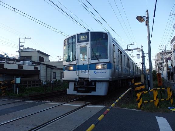 小田急1000型 H260805 ②