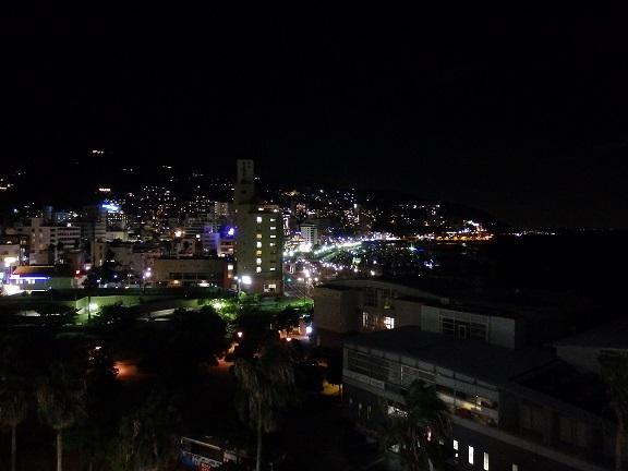 熱海港 夜景