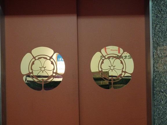 大阪城エレベーター
