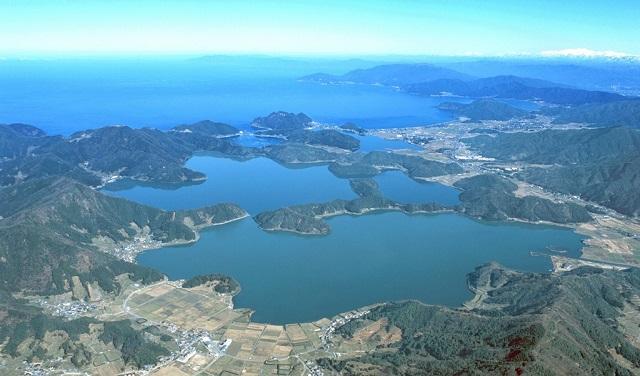 ラムサール条約湿地三方五湖