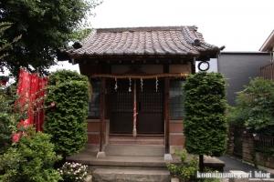 小野弁天神社(鶴見区下野谷町)4