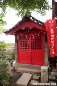 小野弁天神社(鶴見区下野谷町)10