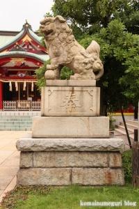 潮田神社(鶴見区潮田町)14