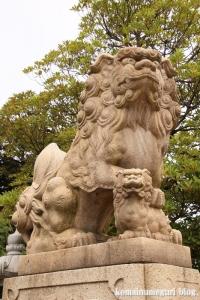 潮田神社(鶴見区潮田町)17