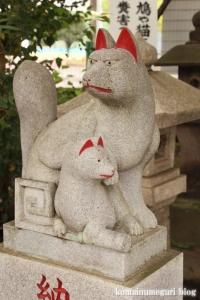 潮田神社(鶴見区潮田町)21